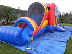 bouncer rental escondido