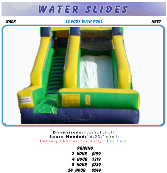 waterslides north county